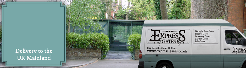 Gate Delivery Express Gates Wrought Iron Gates